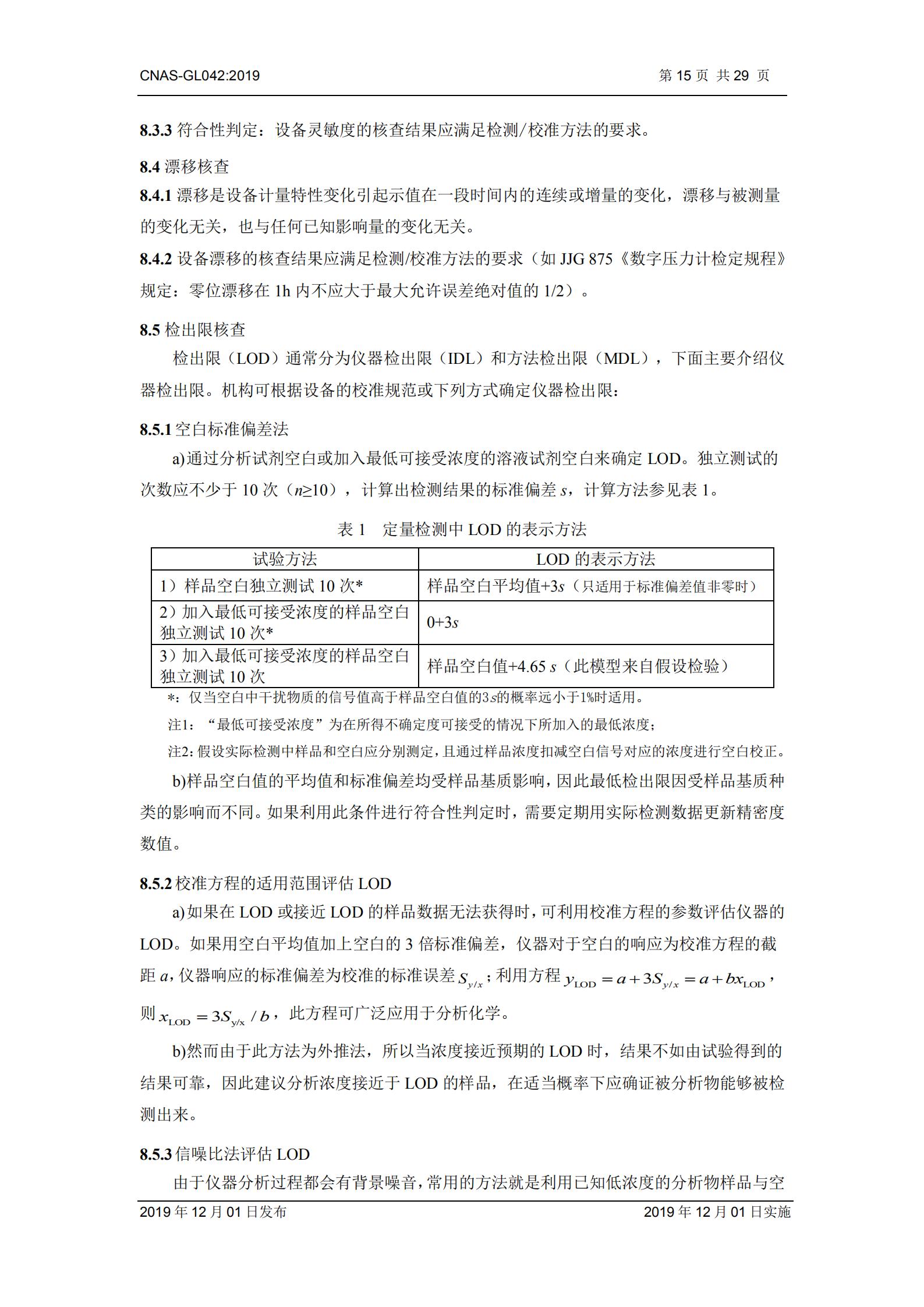 CNAS-GL042:2019《测量设备期间核查的方法指南》_15.png